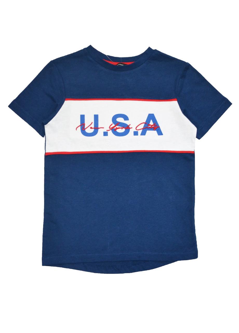 Футболка детская на мальчика USA
