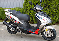 Скутер FoxWell ZW150T-2 Volcan - 150cc
