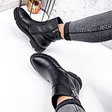 Ботинки женские Iolit черные 2969, фото 2