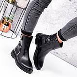 Ботинки женские Iolit черные 2969, фото 3