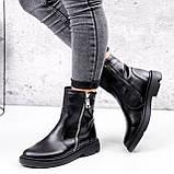 Ботинки женские Iolit черные 2969, фото 5