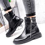 Ботинки женские Iolit черные 2969, фото 7