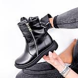 Ботинки женские Iolit черные 2969, фото 8