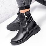 Ботинки женские Iolit черные 2969, фото 10