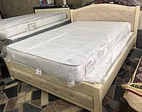 Ліжко слонова кість нове