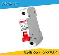 Автоматический выключатель однополюсный (1p) E.next 10А, 16А, 25А, 50А pro