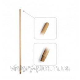 Рукоятка деревянная с резьбой