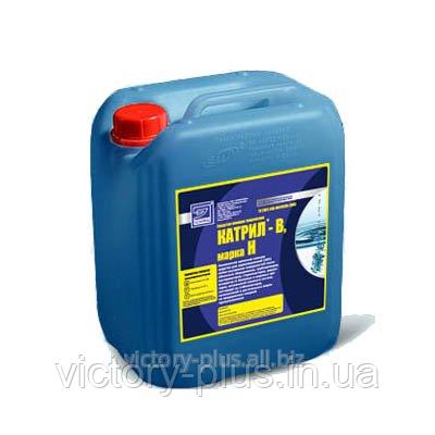 Высокощелочное низкопенное моющее средство для пищевой промышленности Катрил В марки Н