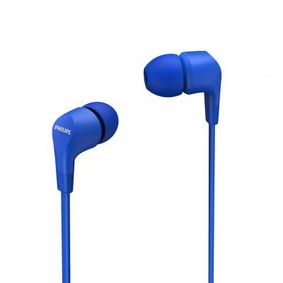 Наушники PHILIPS TAE1105 Blue (TAE1105BL/00)