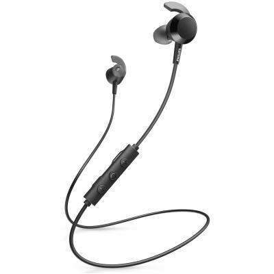Навушники PHILIPS TAE4205BK In-ear Mic Wireless Black (TAE4205BK/00)