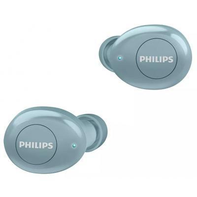 Наушники PHILIPS TAT2205 True Wireless Mic Blue (TAT2205BL/00)