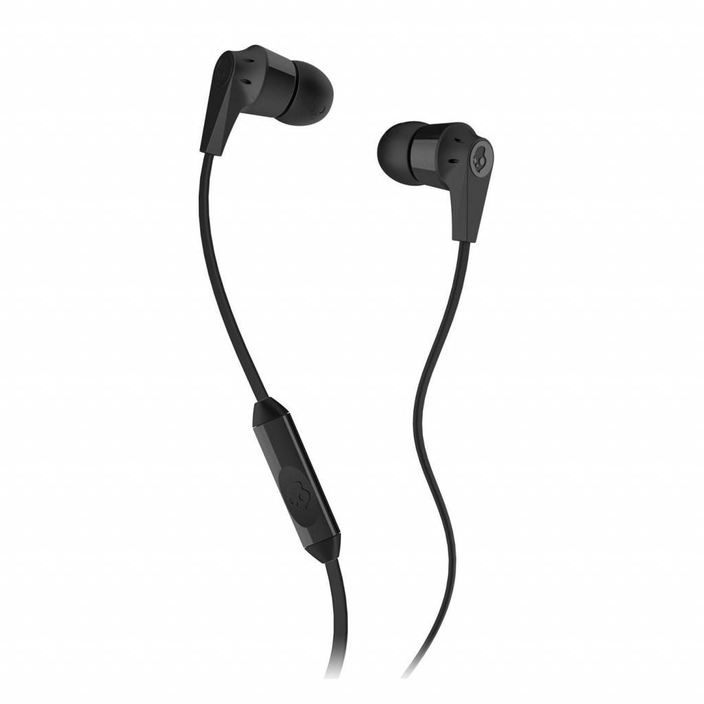 Навушники Skullcandy Ink'd 2.0 Black w/mic (S2IKDY-003)