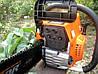 Цепная бензопила GATOR GS-52 /мотопила бензиновая пила Гатор GS-52, фото 2