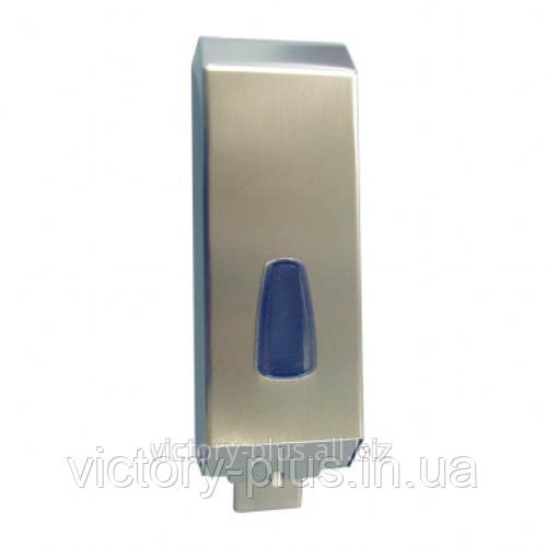 Дозатор жидкого мыла 1,2 л  Inox