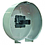 Держатель бумаги туалетной Jumbo Industrial серый, фото 2