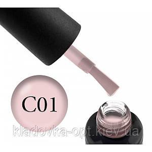 Камуфлююча база Oxxi Professional №01 (рожева), 10 мл