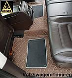 Тюнінг Volkswagen Touareg (2011-2017) Килимки з Екошкіри 3D Фольксваген Туарег Таурег, фото 7
