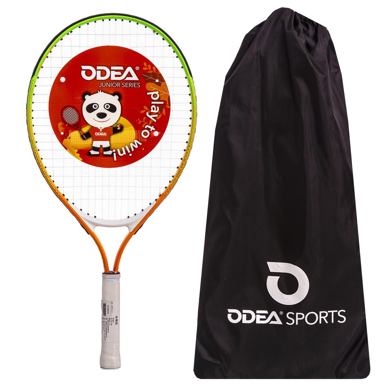 Теннисная ракетка детская ODEAR 23in (7-8 лет) BT-5508-23