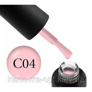 Камуфлююча база Oxxi Professional №04 (коралово-рожева), 10 мл
