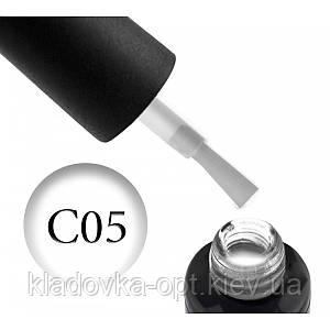 Камуфлююча база Oxxi Professional №05 (белая), 10 мл