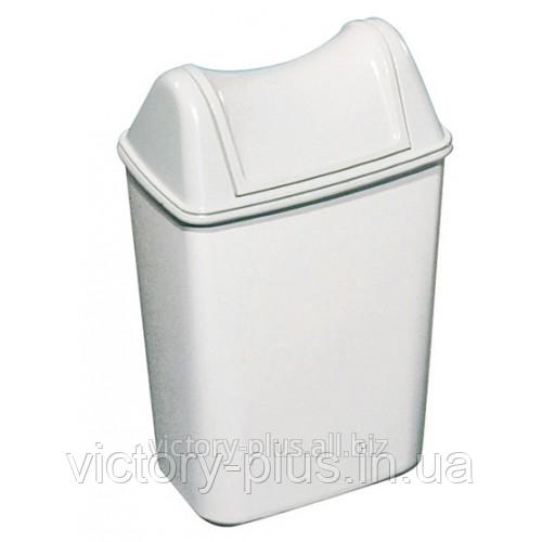 Урна для мусора с поворотной крышкой 8л Acqualba