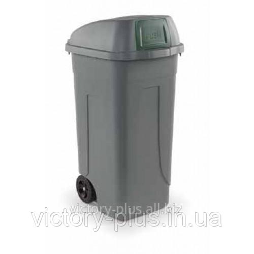 Контейнер для мусора 100л Push