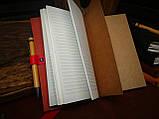 Кожаный блокнот,  красный блокнот,  Блокнот с цветами, фото 7