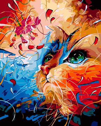 Фантазійний кіт, фото 2