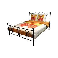 Комплект постельного белья бабочки полуторный (50х70) Руно