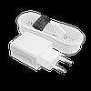 Зарядное устройство LP АС-012 USB 5V 2.4A + кабель micro USB/ОЕМ 1.5 м White, фото 2