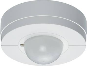 Датчик движения коридорный Hager EE880 , 20х4м, 2300Вт, IP-54, белый