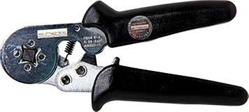 Инструмент механический E.NEXT e.tool.crimp.hsc.8.6.4 для обжима наконечников и гильз 0,25-6,0 мм²