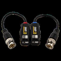 1-канальный пасcивный приемник/передатчик GV-01 4K P-06 (блистер пара)