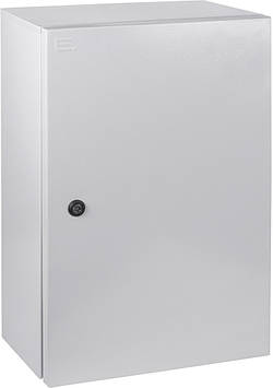Корпус металлический E.NEXT e.mbox.pro.p.30.20.15z IP54 с монтажной панелью 300х200х150
