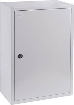 Корпус металлический E.NEXT e.mbox.pro.p.50.40.20z IP31 с монтажной панелью 500х400х200
