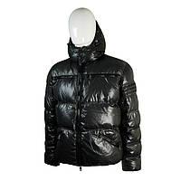 Пуховик мужской Snowimage средней длины темно серый