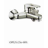 Смеситель для ванны Haiba Opus 009 короткий