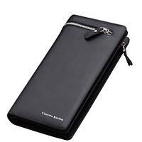 Мужской кожаный клатч кошелек портмоне Curewe Cerien