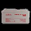 Аккумулятор гелевый LPU-GL 12 - 65 AH, фото 2