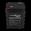 Аккумулятор AGM LP 6-5.2 AH SILVER, фото 2