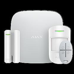 Комплект беспроводной сигнализации Ajax StarterKit (white)