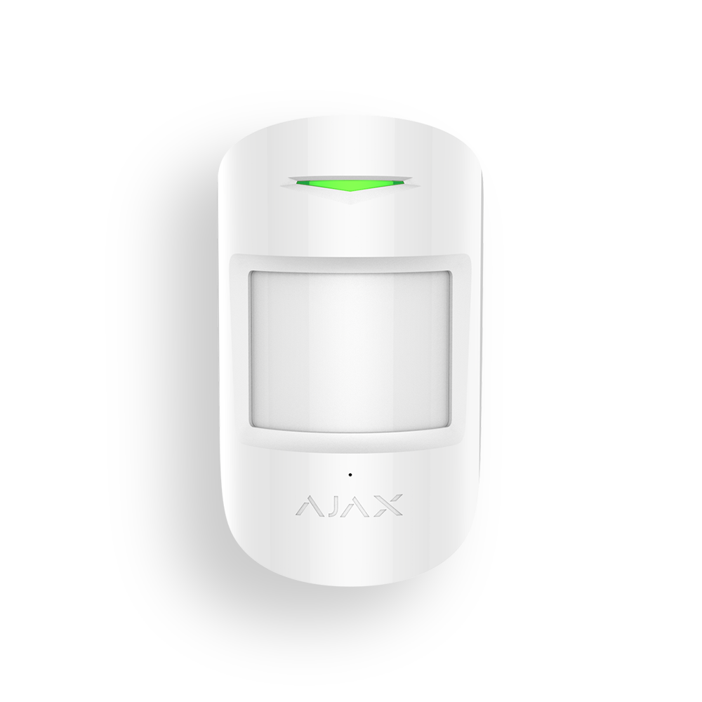 Датчик движения + разбития CombiProtect (white)
