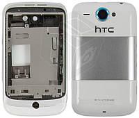 Корпус для HTC Wildfire A3333 - оригинал (белый)