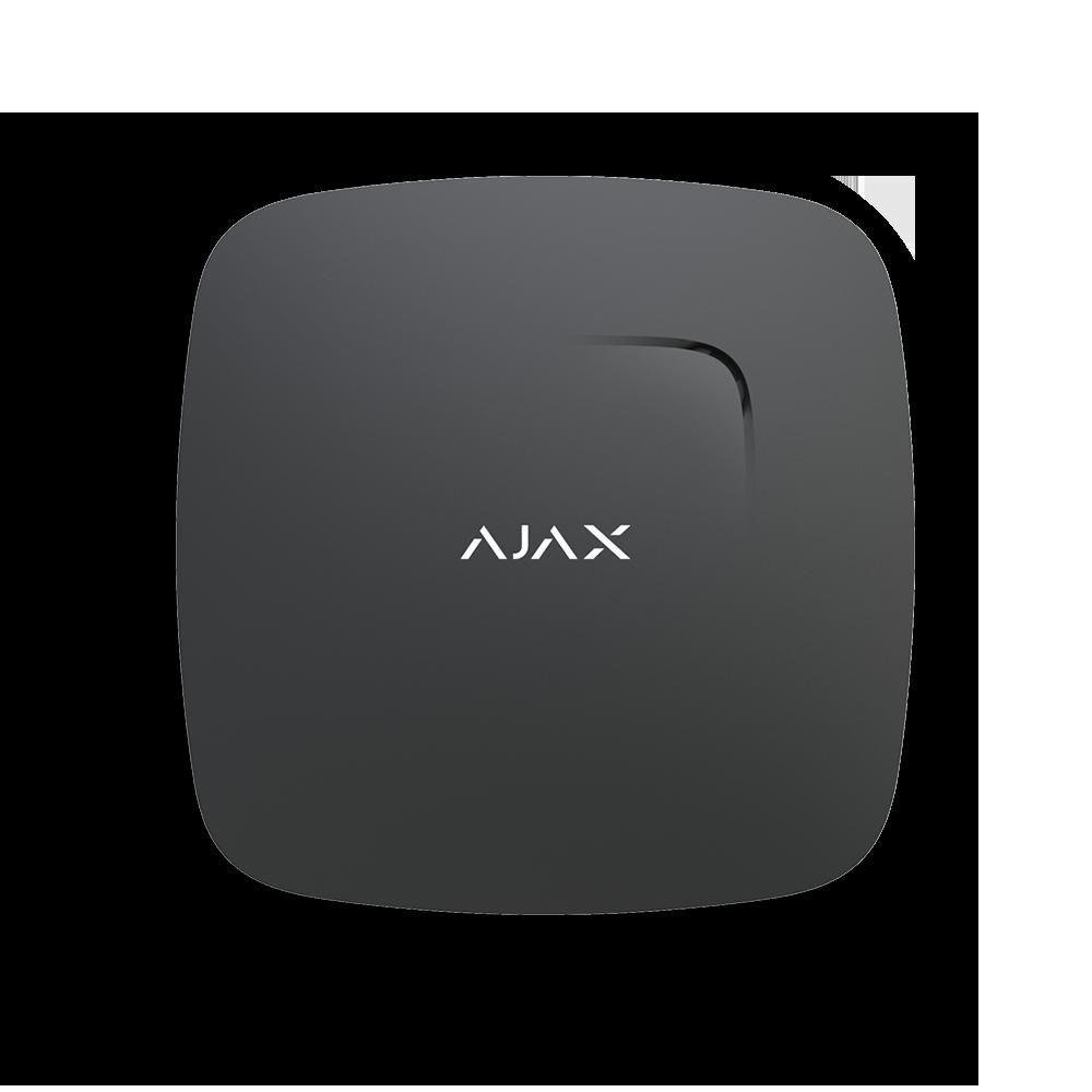 Датчик дыма Ajax FireProtect (black)