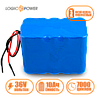 Аккумулятор LP Li-ion 18650 2.0 Ач 36V-10 Ah (BMS 30A/20А), фото 5