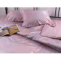 Комплект постельного белья сатин жаккард sj-001 полуторный (50х70) Руно