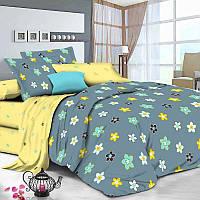 Комплект постельного белья 4150(a+b) евро (50х70) Руно