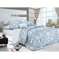 Комплект постельного белья blue star евро (50х70) Руно