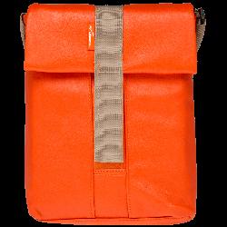 "УЦ - 2720  10.1"" LF-1305 Плечевая сумка для планшета/нетбука  до 10,1"" кожзам, оранжевый"