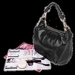 Жіноча сумка Realer P112 чорна